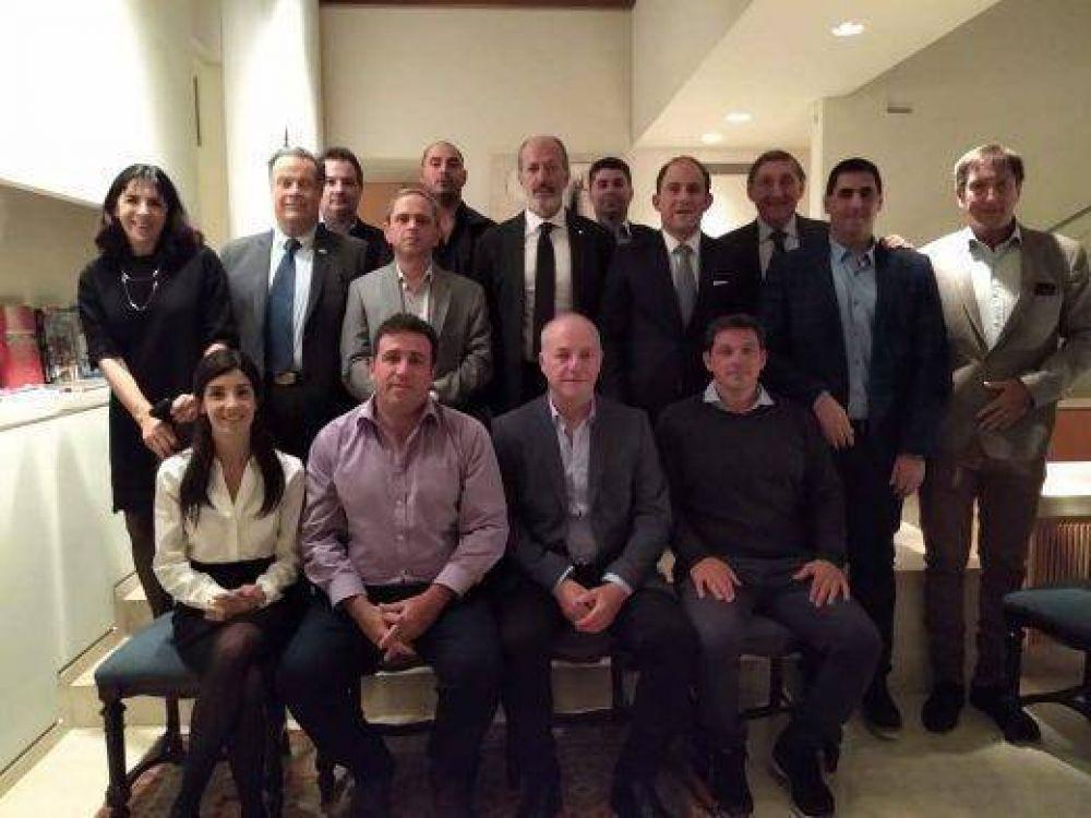 Con la presencia del presidente de la DAIA, se realizó en Israel el acto por el aniversario del atentado a la embajada