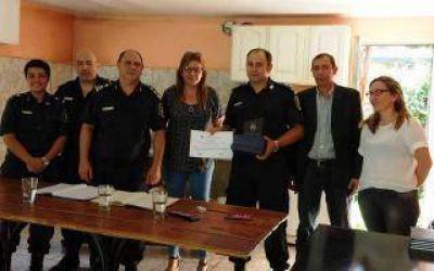 El intendente de Lezama presentó a las nuevas autoridades de la Policía Comunal