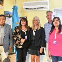 Ávila y Arcioni participaron de la 1° Jornada contra la Violencia de Género