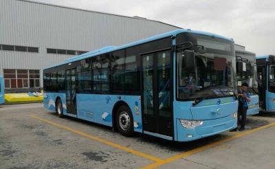 La Ciudad de Buenos Aires incursiona en los autobuses eléctricos