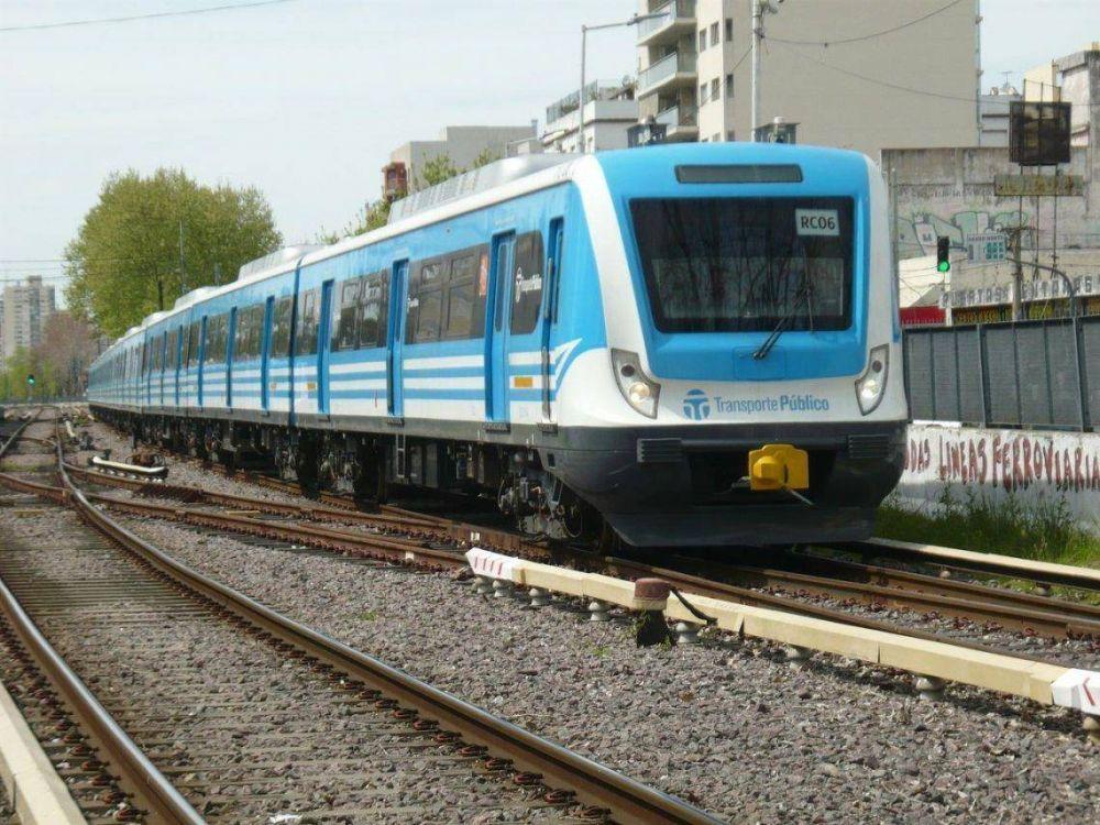 La Unión Ferroviaria exige que se investigue la muerte del operario de la Línea Sarmiento