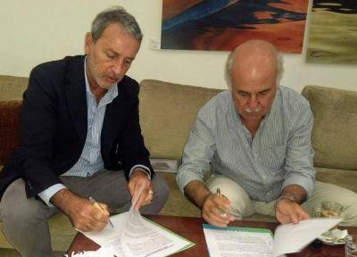 El CEAMSE firmó un convenio con la Municipalidad de Mar Chiquita