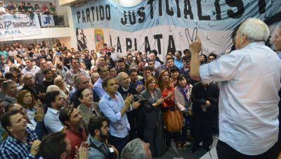Peronismo: en La Plata hay claras señales que las candidaturas saldrán de las PASO