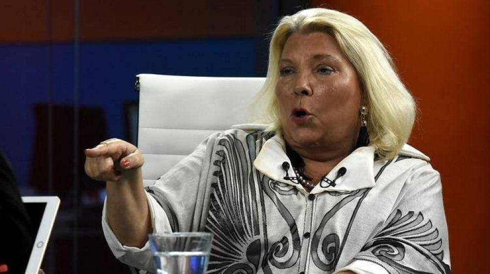 Elisa Carrió denunció que la AFIP de Ricardo Echegaray protegió a Marcelo D'Alessio
