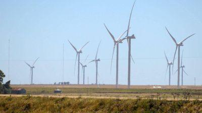 Con la presencia del príncipe de Dinamarca, inauguran un nuevo parque eólico en Bahía
