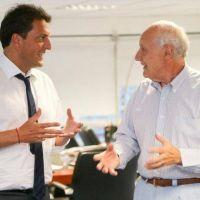 Massa solo quiere ser presidente y ve a Lavagna para romper la grieta