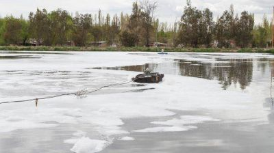 Otra obra cloacal para sanear el río Negro en 2020