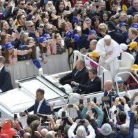 Catequesis del Papa: «Hágase tu voluntad», abandonarse al amor del Padre
