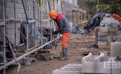En los últimos 3 meses se perdieron en la construcción 3.000 empleos registrados