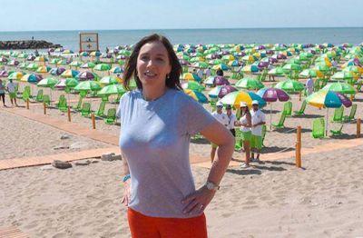 Trabajadores de la playa pública de Vidal no cobraron los sueldos
