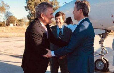 Con el príncipe de Dinamarca en Bahía, se inauguró un nuevo parque eólico