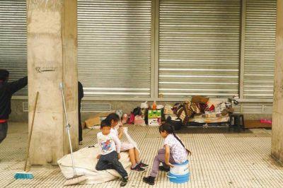 La canasta de pobreza en la Ciudad se encareció un 53,1% en un año