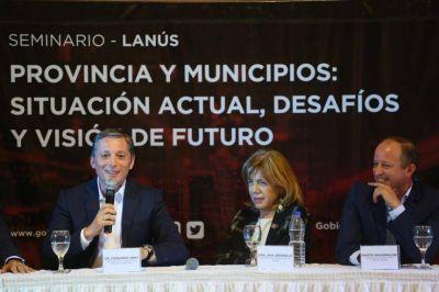 El peronismo bonaerense debatió sobre el vínculo Provincia-municipios