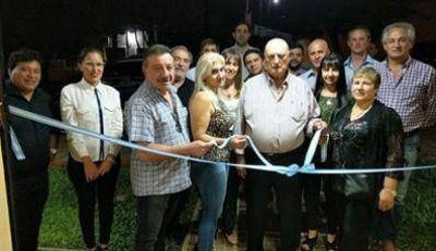 La OSPIT inauguró sus Policonsultorios en Leandro Alem, Misiones