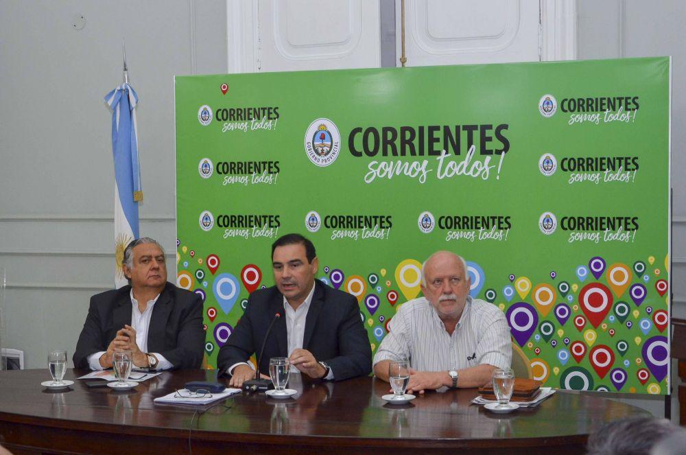 Presentaron plan de obras pluviales y asfalto por $300 millones para Goya