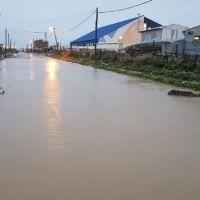 Vecinos de la Margen Sur reclaman obras para las zonas inundadas