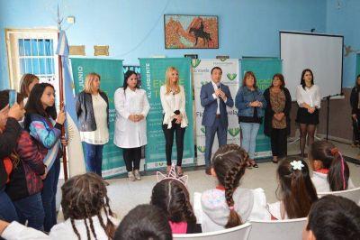 Florencio Varela: Watson abrió nuevo ciclo de talleres de educación ambiental