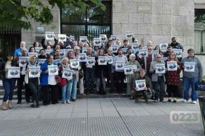 Organismos de DDHH anunciaron las actividades en Mar del Plata a 43 años del Golpe