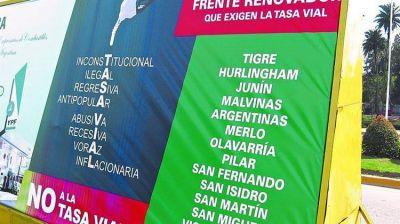 FECRA analiza iniciar acciones legales contra la aplicación de la Tasa Vial