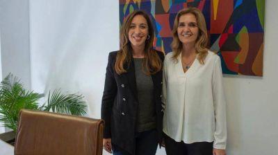 María Eugenia Vidal nacionalizada: ahora se metió en la campaña tucumana