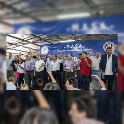 """Se creó el espacio """"Sindicatos en Marcha para la Unidad Nacional"""""""
