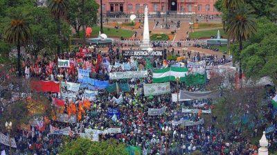 La CGT adhiere a la marcha opositora del 4-A y abre etapa de negociación con el Gobierno