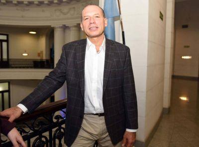 Berni se lanza oficialmente como candidato a gobernador