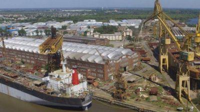 Provincia les baja el precio a los trabajadores del Astillero Río Santiago