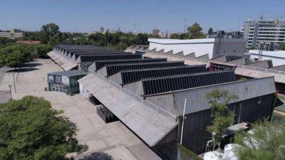 Instalarán 96 paneles solares en la Nave Cultural