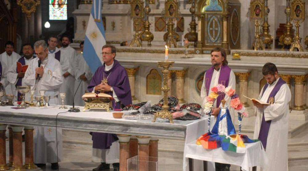 """Iglesia en Argentina desmiente realización de """"acto político"""" en Basílica de Luján"""
