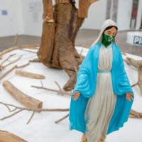 El Episcopado repudió los ataques a imágenes de la Virgen María