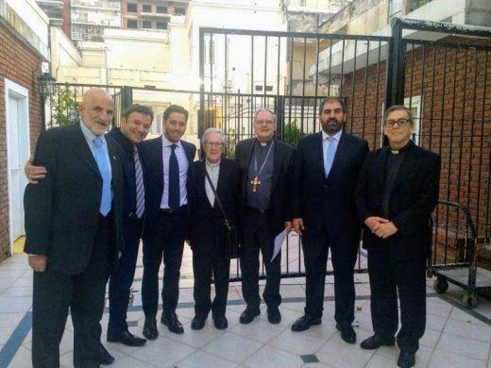 El Congreso Judío Latinoamericano en el Centro Islámico