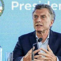 Macri, los cruces con Lavagna y el discurso para la tropa propia