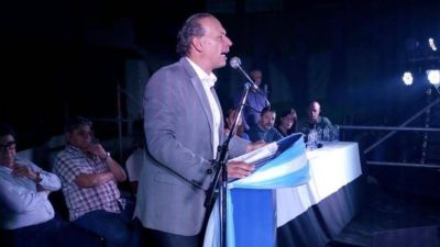 Sergio Berni lanzó su precandidatura a gobernador bonaerense: