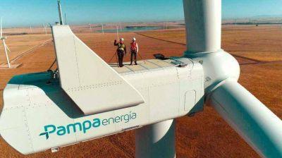 Pampa inauguró su segundo parque eólico en Bahía Blanca