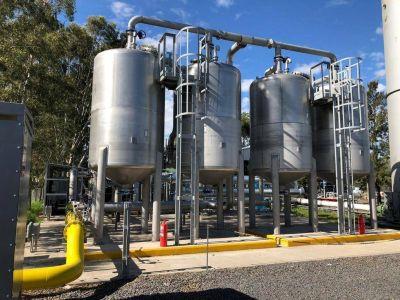 Energía renovable de la basura: empieza a funcionar en la planta de Ceamse de Ensenada