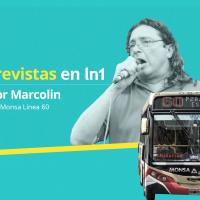 Néstor Marcolín sobre los cambios en la Línea 60: