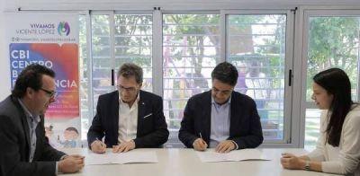 Vicente López firmó una carta de compromiso con la Secretaría de Derechos Humanos de la Nación