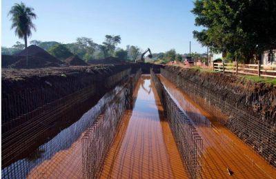 """Día Mundial del Agua: Frigerio destacó que """"por día, más de mil argentinos acceden al agua potable"""""""