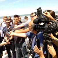 En el Día Mundial del Agua, cuando Vidal prometió el agua potable para el Partido de La Costa