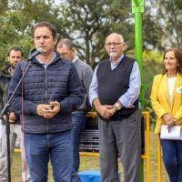 Se inauguró una nueva planta potabilizadora de agua en la isla de Campana