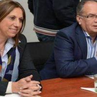 Ituzaingó: Descalzo echo a Sandra Rey