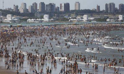 Mar del Plata: arribaron menos turistas durante la temporada