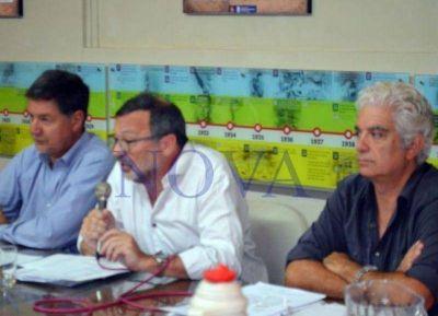 Mario Gygli se fue al pasto: dijo que los concejales no saben nada de salud