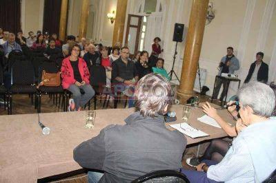 Recordaron a sindicalistas de Tandil que fueron perseguidos durante la dictadura