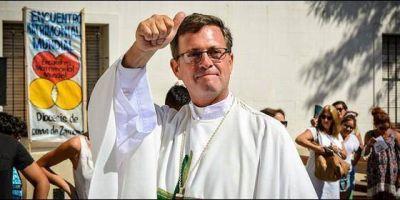 Religiosos tiene raíces familiares en Dolores. El Papa nombró como Obispo en Santa Cruz a Jorge García Cuerva