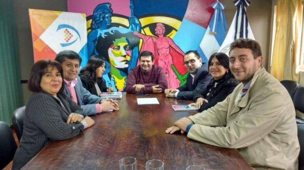 Concejales de la UCR confían en Raúl Jorge y Gerardo Morales para garantizar el crecimiento de la capital y la provincia