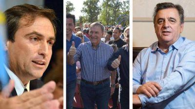 Schiaretti, Negri y Mestre los principales candidatos para la gobernación de Córdoba