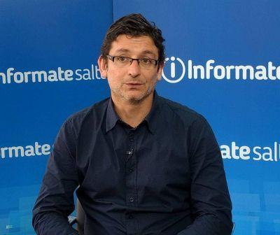 Elecciones: Carlos Morello quiere ser intendente de Salta Capital