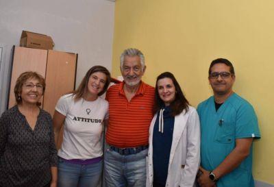 """Alberto Rodríguez Saá: """"No está en crisis el Hospital de Merlo"""""""